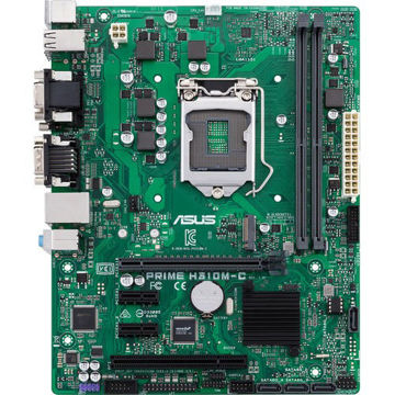 ASUS Prime H310M-C/CSM LGA 1151 Micro-ATX Motherboard price in india features reviews specs