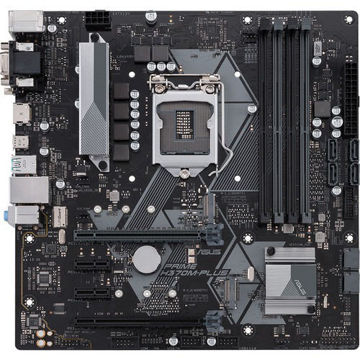 ASUS Prime H370M-Plus/CSM LGA 1151 Micro-ATX Motherboard price in india features reviews specs