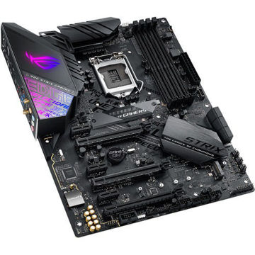 ASUS Republic of Gamers Strix Z390-E Gaming LGA 1151 ATX Motherboard price in india features reviews specs