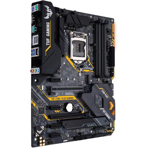 ASUS TUF Z390-Plus Gaming Z390 LGA 1151 ATX Motherboard price in india features reviews specs