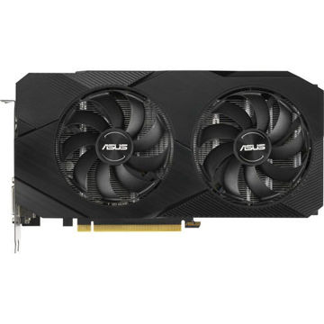ASUS Dual GeForce GTX 1660 SUPER OC Graphics Card price in india features reviews specs