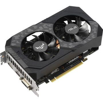 ASUS TUF GeForce GTX 1660 OC Graphics Card price in india features reviews specs