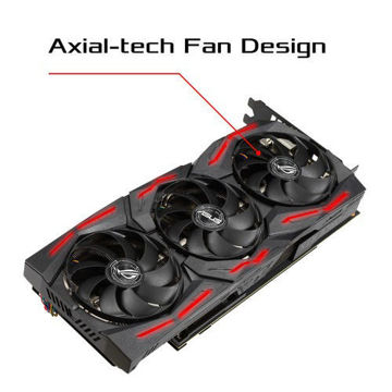 ASUS Republic of Gamers Strix GeForce RTX 2060 SUPER EVO Advanced Edition Graphics Card price in india features reviews specs