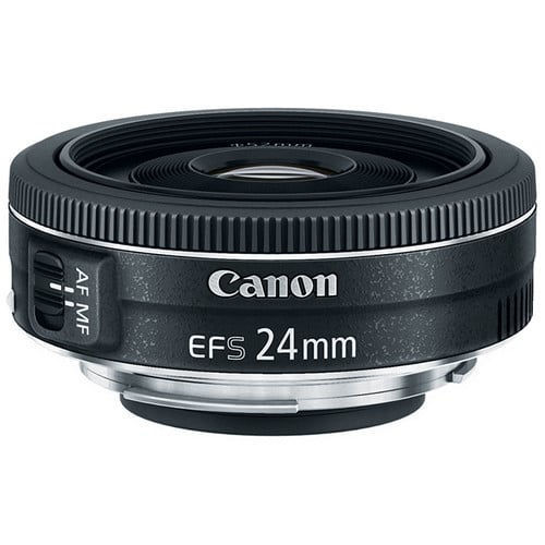 buy Canon EF-S 24mm f/2.8 STM Lens in India imastudent.com