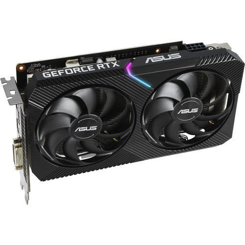 ASUS Dual GeForce RTX 2070 MINI OC Edition Graphics Card price in india features reviews specs
