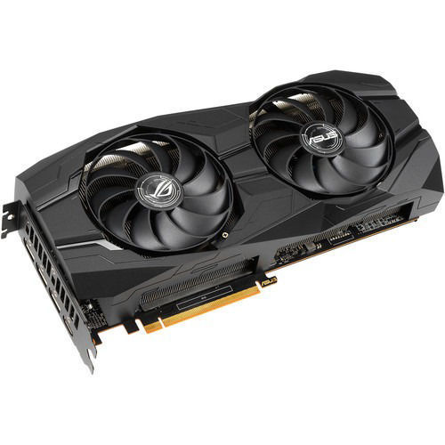 ASUS Republic of Gamers Strix Radeon RX 5500 XT Gaming Graphics Card price in india features reviews specs