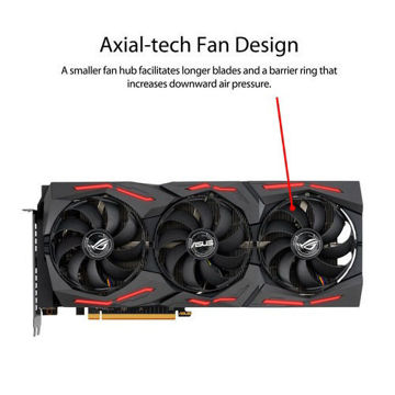 ASUS Republic of Gamers Strix Radeon RX 5600 XT OC Graphics Card price in india features reviews specs