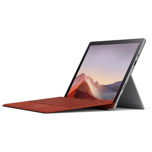 """Microsoft 12.3"""" Multi-Touch Surface Pro 7 (Platinum) price in india features reviews specs"""