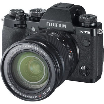 FUJIFILM X-T3 Mirrorless Digital Camera with 16-80mm Lens Kit price in india features reviews specs
