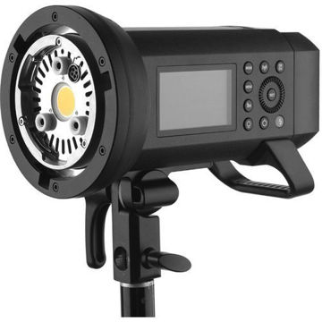Godox AD400Pro Witstro All-In-One Outdoor Flash price in india features reviews specs