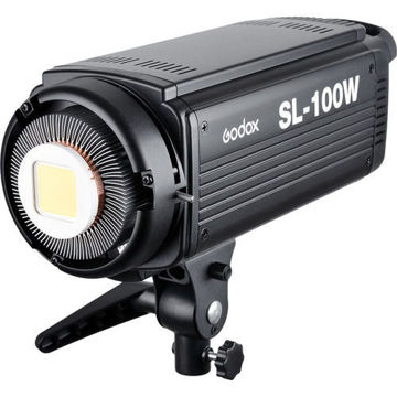 Godox SL-100 LED Video Light (Daylight-Balanced) price in india features reviews specs