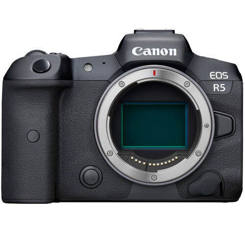 Canon EOS R5 Mirrorless Digital Camera price in india features reviews specs