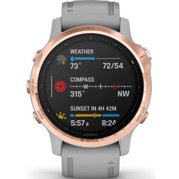 Garmin fenix 6S Multisport GPS Smartwatch price in india features reviews specs