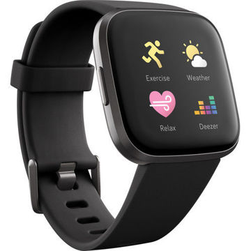 Buy Fitbit Versa 2 Health & Fitness Smartwatch Online in India at Lowest Prices