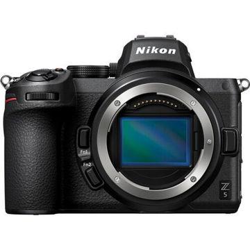 Nikon Z 5 Mirrorless Digital Camera price in india features reviews specs
