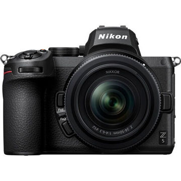 Nikon Z 5 Mirrorless Digital Camera with 24-50mm Lens price in india features reviews specs