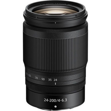 Nikon NIKKOR Z 24-200mm f/4-6.3 VR Lens price in india features reviews specs