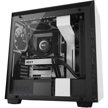 NZXT H700i Mid-Tower Case (White) price in india features reviews specs