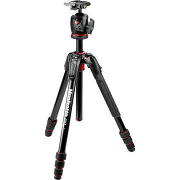 Manfrotto 190go! Aluminum M-Series Tripod price in india features reviews specs