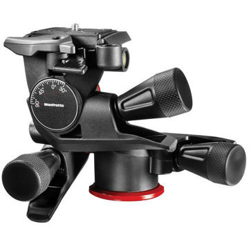 Manfrotto XPRO 3-Way, Geared Pan-and-Tilt Head with 200PL-14 price in india features reviews specs