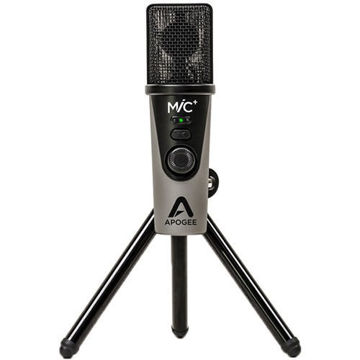 Apogee Electronics MiC Plus USB Cardioid Condenser Microphone price in india features reviews specs