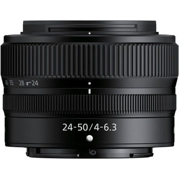 Nikon NIKKOR Z 24-50mm f/4-6.3 Lens price in india features reviews specs