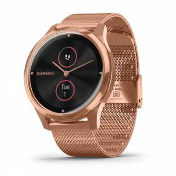 Garmin vivomove Luxe Hybrid Smartwatch price in india features reviews specs