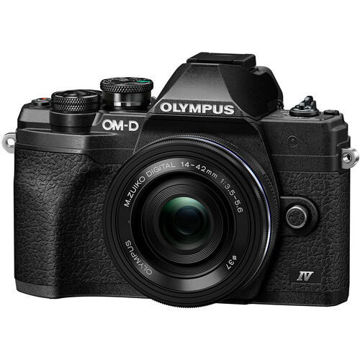 Olympus OM-D E-M10 Mark IV Mirrorless Digital Camera with 14-42mm Lens price in india features reviews specs