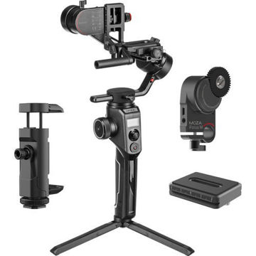 Moza AirCross 2 3-Axis Handheld Gimbal Stabilizer Professional Kit price in india features reviews specs