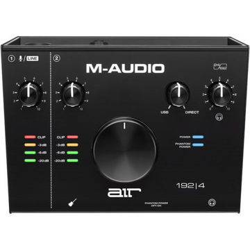 M-Audio AIR 192|4 USB 2x2 Audio Interface price in india features reviews specs