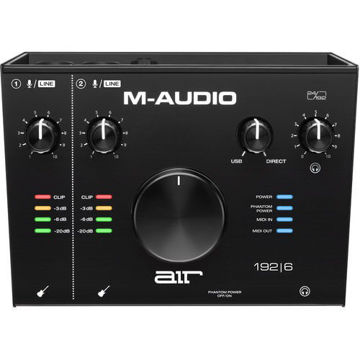 M-Audio AIR 192|6 USB 2x2 Audio Interface with MIDI price in india features reviews specs
