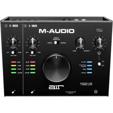 M-Audio AIR 192|8 USB 2x4 Audio Interface with MIDI price in india features reviews specs