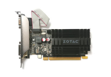 ZOTAC GeForce® GT 710 2GB Graphic Card price in india features reviews specs