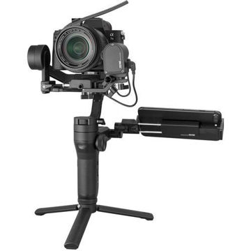 Zhiyun-Tech WEEBILL-S Handheld (3-Axis) Gimbal Stabilizer with FF Motor price in india features reviews specs