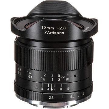 7artisans Photoelectric 12mm f/2.8 Lens for Fujifilm X price in india features reviews specs
