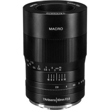 7artisans Photoelectric 60mm f/2.8 Macro Lens for FUJIFILM X price in india features reviews specs
