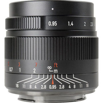 7artisans Photoelectric 35mm f/0.95 Lens for Sony E price in india features reviews specs