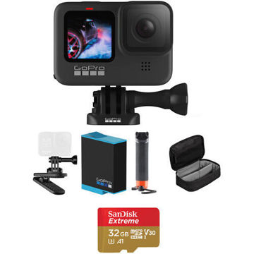 Buy GoPro HERO 9 Black Special Bundle Online in India