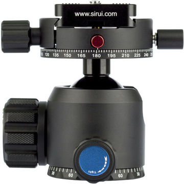 Sirui A10R Low Gravity Ball Head price in india features reviews specs