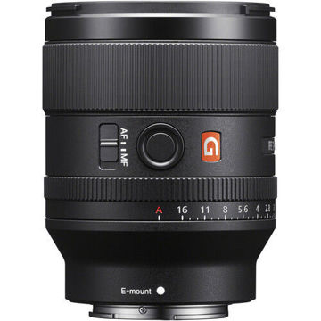 Sony FE 35mm f/1.4 GM Lens price in india features reviews specs