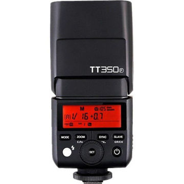 Godox TT350F Mini Thinklite TTL Flash for Fujifilm Cameras price in india features reviews specs