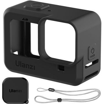 Ulanzi G9-1 Silicon Case with Lens Cap for GoPro HERO9 price in india features reviews specs