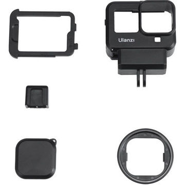 Ulanzi G8-9 Plastic Cage for GoPro HERO8 Black price in india features reviews specs