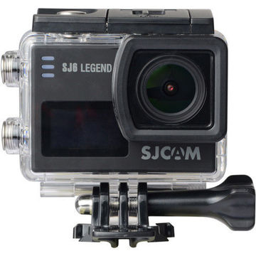 SJCAM SJ6 Legend 4K Action Camera price in india features reviews specs