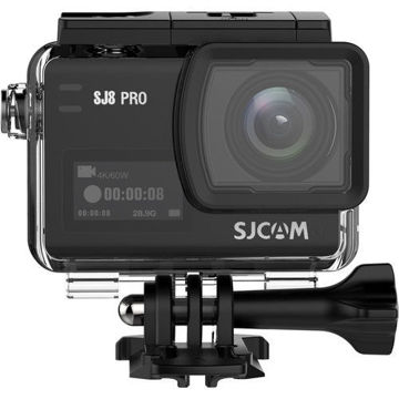 SJCAM SJ8 Pro 4K Action Camera price in india features reviews specs
