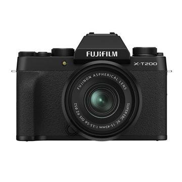 buy FUJIFILM X-T200 Mirrorless Digital Camera with 15-45mm Lens in India imastudent.com
