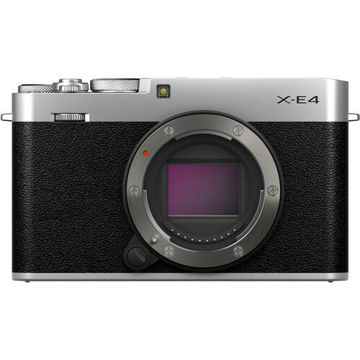 FUJIFILM X-E4 Mirrorless Digital Camera with XF 27mm f/2.8 R WR Lens price in india features reviews specs