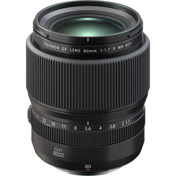 FUJIFILM GF 80mm f/1.7 R WR Lens price in india features reviews specs