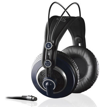 AKG K240 MKII Professional Semi-Open Stereo Headphones price in india features reviews specs