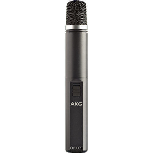 AKG C1000 S Small-Diaphragm Condenser Microphone price in india features reviews specs